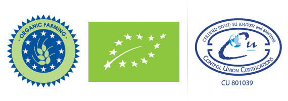 organic certification eu euro leaf canna paradigm ecological friendly
