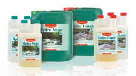 CANNA HYDRO fertilisers