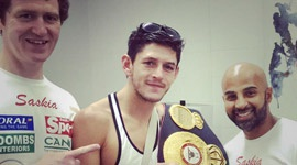 CANNA sponsors 2-Time World Champion boxing Jamie McDonnell