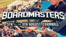 Come and visit CANNA at Boardmasters Festival
