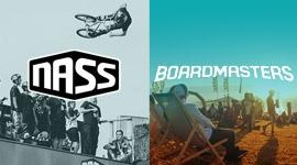 CANNA @ NASS & Boardmasters Festival