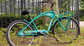 CANNA's limited edition bicycle
