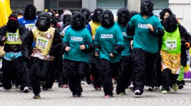 CANNA supported the Great Gorilla Run