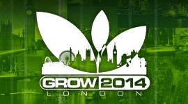 CANNA at Grow 2014 in London