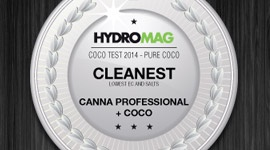 CANNA Coco Professional Plus best tested