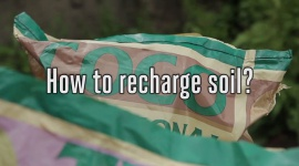 How to recharge soil?